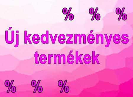 ÚJ TERMÉK!     10napig -20%