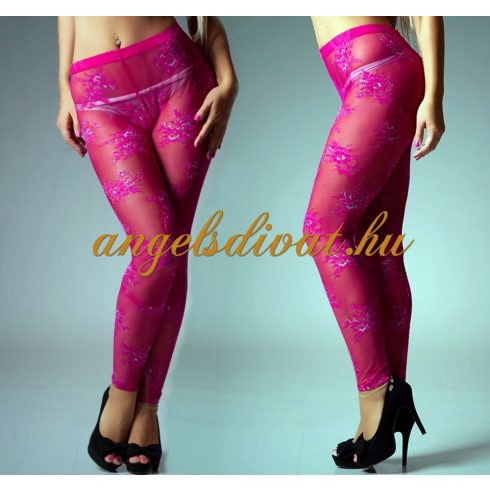 PINK CSIPKE LEGGINGS