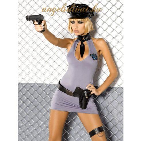POLICE DRESS 5DB-OS SZETT