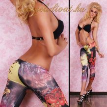 TATTOO MINTÁS CAPRI LEGGING