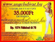 AJÁNDÉKUTALVÁNY 35000Ft