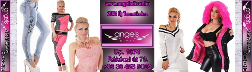 9aeda1aaee MY77 -10% -15% -20% - ANGELS DIVAT NŐI RUHA WEBÁRUHÁZ WEBSHOP