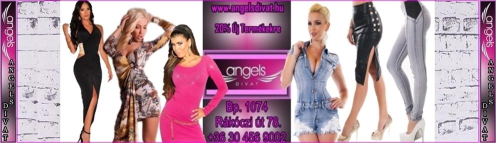 b8b79b1e34 SYL NŐI RUHA 10% - ANGELS DIVAT NŐI RUHA WEBÁRUHÁZ WEBSHOP
